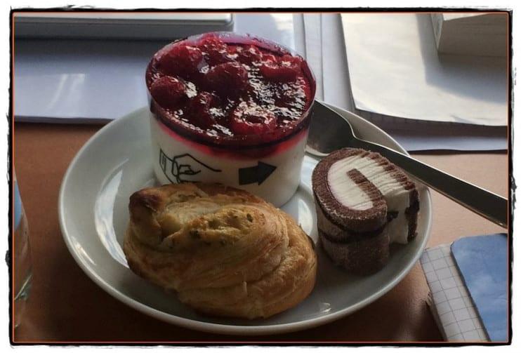 Schummelfrühstück