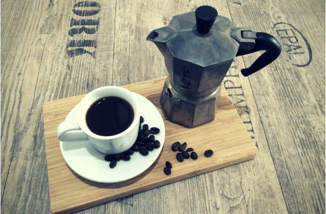 Kaffee gesund zubereiten