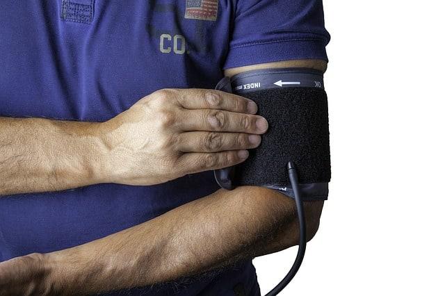 Blutdruck nach dem Essen