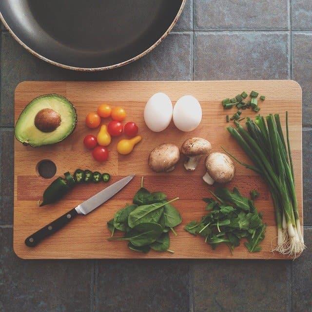 Avocado Fritatta