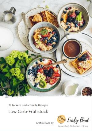 Low Carb Frühstück Rezepte