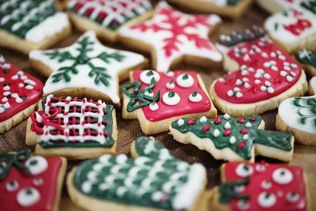 üßigkeiten Weihnachten
