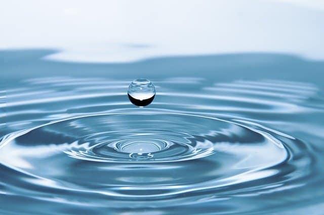 Wasser Wachwerden