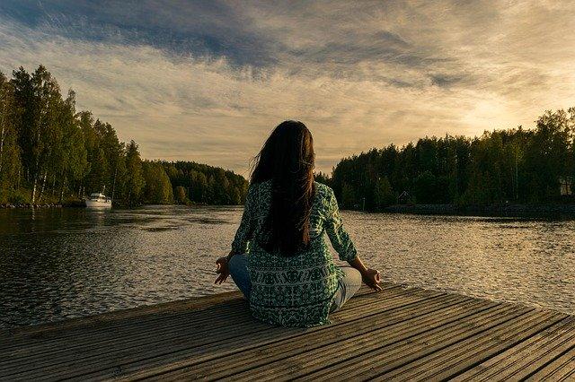 Innere Ruhe finden